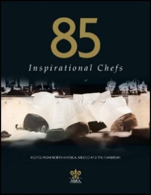 85 Inspirational Chefs 9780956266132