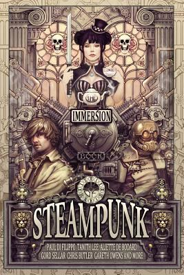 The Immersion Book of Steampunk 9780956392442