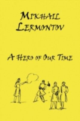 Russian Classics in Russian and English: A Hero of Our Time by Mikhail Lermontov (Dual-Language Book)
