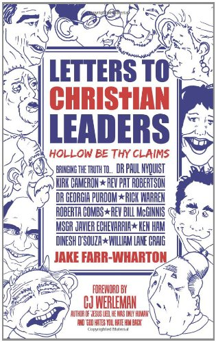 Letters to Christian Leaders - Hollow Be Thy Claims 9780956427649
