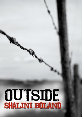 Outside - A Post-Apocalyptic Novel 9780956998514