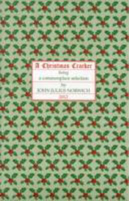 A Christmas Cracker: Being a Commonplace Selection 9780955167065