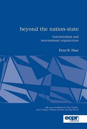 Beyond the Nation State: Functionalism and International Organization 9780955248870
