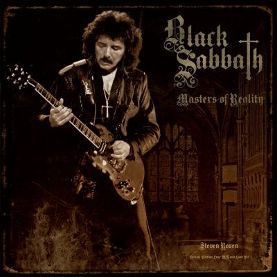 Black Sabbath: Masters of Reality 9780956603968