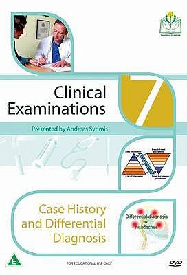 Case History Taking and Differential Diagnosis 9780955129179
