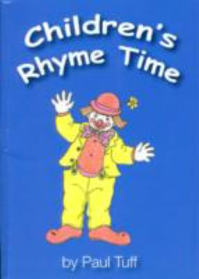 Childrens Rhyme Time 9780953685721