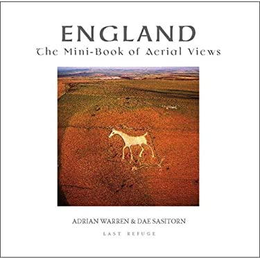 England: The Mini-Book of Aerial Views 9780954435059