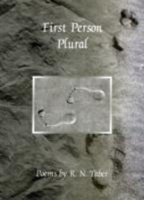 First Person Plural: Poems 9780953983315
