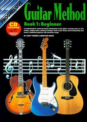 Guitar Method Book 1 Bk/CD/DVD [With CD/DVD]