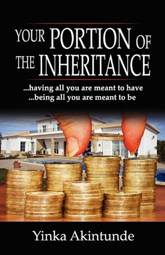 Your Portion of the Inheritance 9780956826701