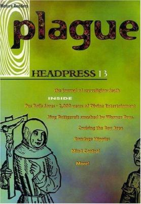 Headpress 13: Plague 9780952328889