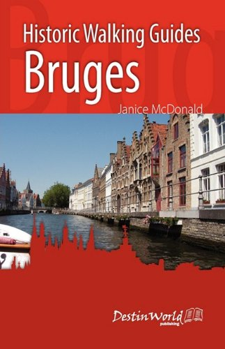 Historic Walking Guides Bruges 9780955928123