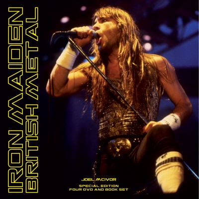 Iron Maiden: British Metal 9780956696090