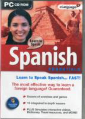 LEARN TO SPEAK SPANISH 9780955995422