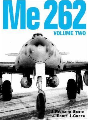 Me 262 Volume 2 9780952686736