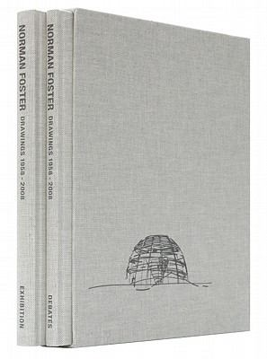 Norman Foster: Drawings, 1958-2008, 2-Volume Set 9780956433923