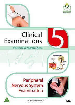 Peripheral Nervous System Examination 9780955129148