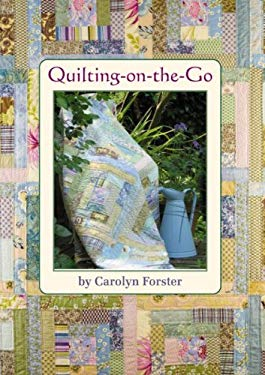 Quilting-On-The-Go 9780955349911