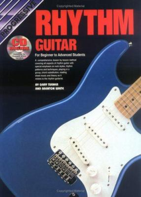 Rhythm Guitar Book/CD/Bonus DVD: For Beginner to Advanced Students 9780959540475
