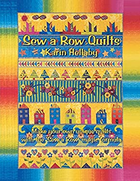 Sew a Row Quilts 9780954092801