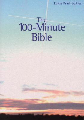 The 100-Minute Bible 9780955132421