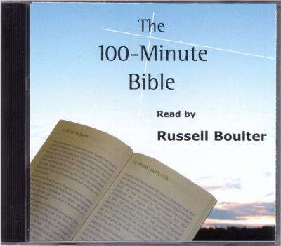 The 100 Minute Bible 9780955132445
