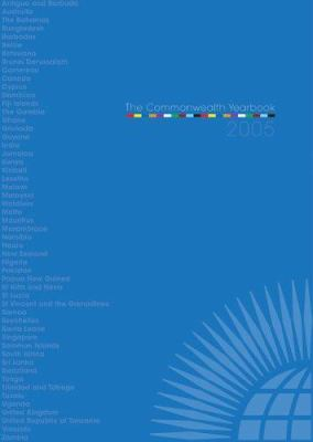 The Commonwealth Yearbook 9780954962906