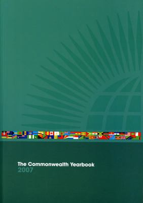 The Commonwealth Yearbook 9780954962951