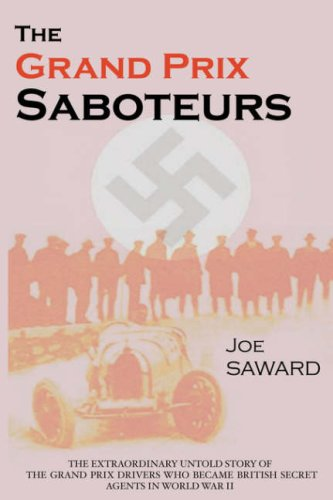 The Grand Prix Saboteurs 9780955486807