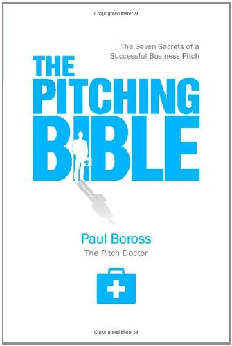 The Pitching Bible 9780956535825
