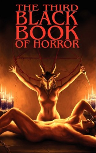 The Third Black Book of Horror 9780955606120