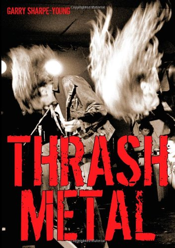 Thrash Metal 9780958268431