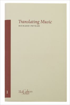 Translating Music 9780955296314