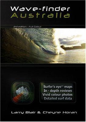 Wave-Finder Surf Guide Australia 9780958172660