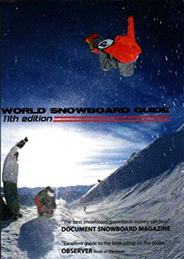 World Snowboard Guide 9780954801427