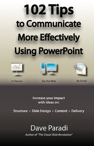 102 Tips to Communicate More Effectively Using PowerPoint 9780969875192