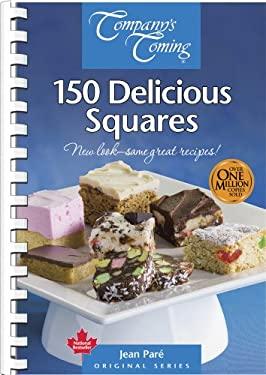 150 Delicious Squares 9780969069508