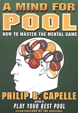 A Mind for Pool: How to Master the Mental Game 9780964920415