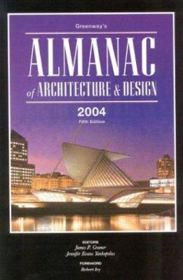 Almanac of Architecture & Design 2004 9780967547770