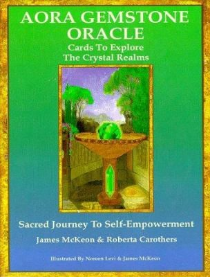 Aora Gemstone Oracle: Cards to Explore the Crystal Realms by