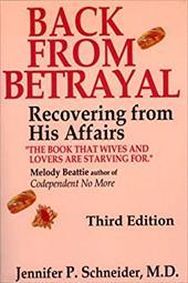 Back from Betrayal, Third Edition 13231890