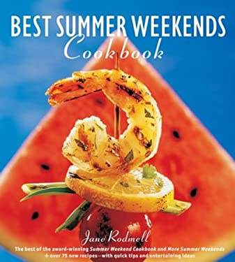Best Summer Weekends Cookbook 9780969692249