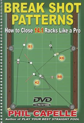 Break Shot Patterns: How to Close 14.1 Racks Like a Pro 9780964920446