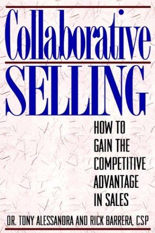 Collaborative Selling 9780962516153