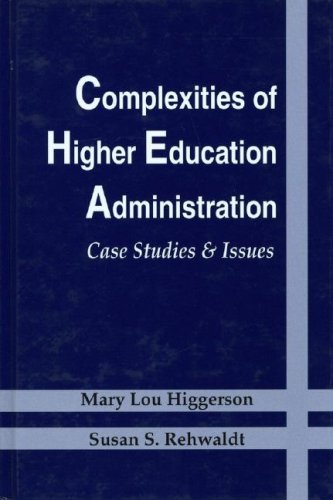 Complexities of Higher Education 9780962704277