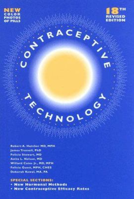 Contraceptive Technology -Trade 18th Ed. 9780966490244