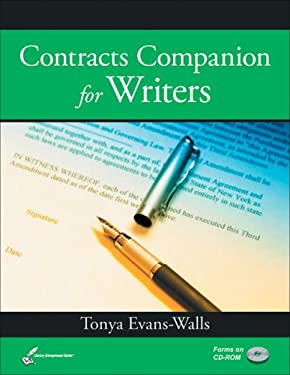 Contracts Companion for Writers [With CDROM] 9780967457987