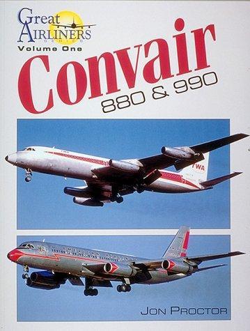 Convair 880 and 990