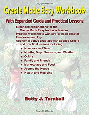 Creole Made Easy Workbook 9780967993775
