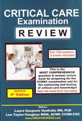 Critical Care Exam Review 9780962724695